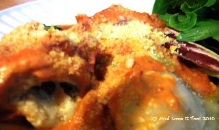 Parmesan Cheeze Sprinkles