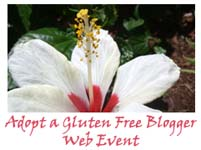 Adopt a Gluten-Free Blogger, Amy from Simply Sugar and Gluten Free
