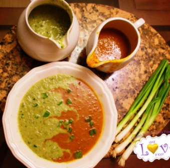 Harlequin Soup – Gluten-Free/Dairy-Free Style