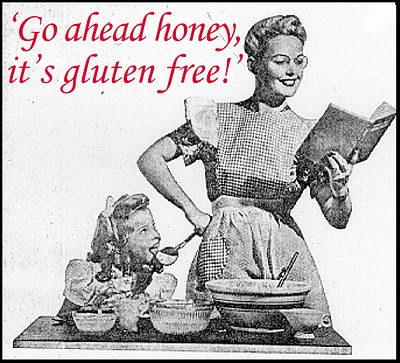 Go Ahead Honey, It's Gluten-Free June 2013