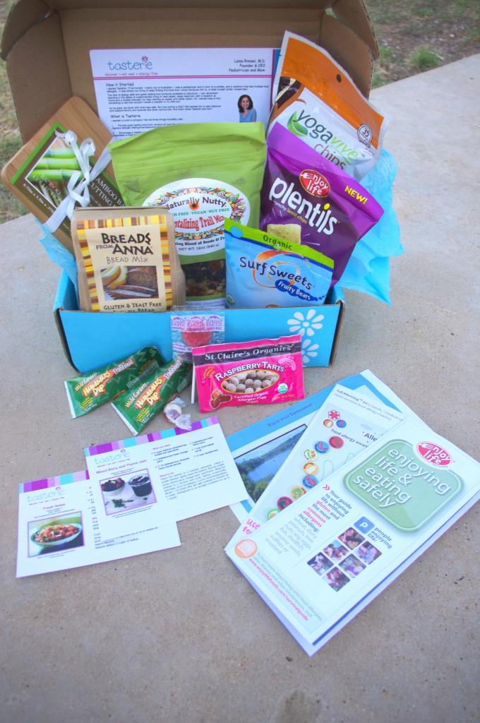 Healthy Lunchbox 2012: Tasterie