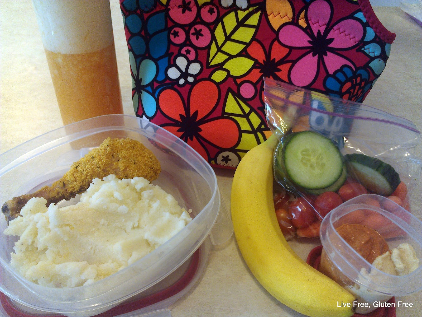 Healthy Lunchbox 2014: Kate from Eat, Recycle, Repeat