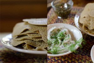 Buckwheat Crepes by MAry Banducci from Sweet Roots 5