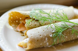 Buckwheat Crepes by Mary Banducci from Sweet Roots 1