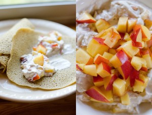 Buckwheat Crepes by Mary Banducci from Sweet Roots 3