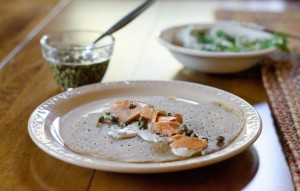 Buckwheat Crepes by Mary Banducci from Sweet Roots 6