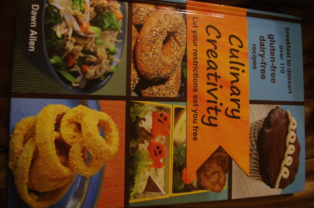 Culinary Creativity Winner!