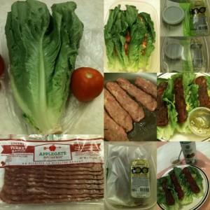 J's Spicy Lettuce Wrap iamjtheblog