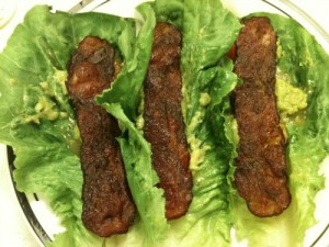J's Spicy Lettuce Wraps for beginning iamjtheblog