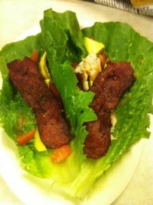J's Spicy Wraps (Optional) iamjtheblog