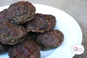Autoimmune-Friendly Paleo Apple Sausage