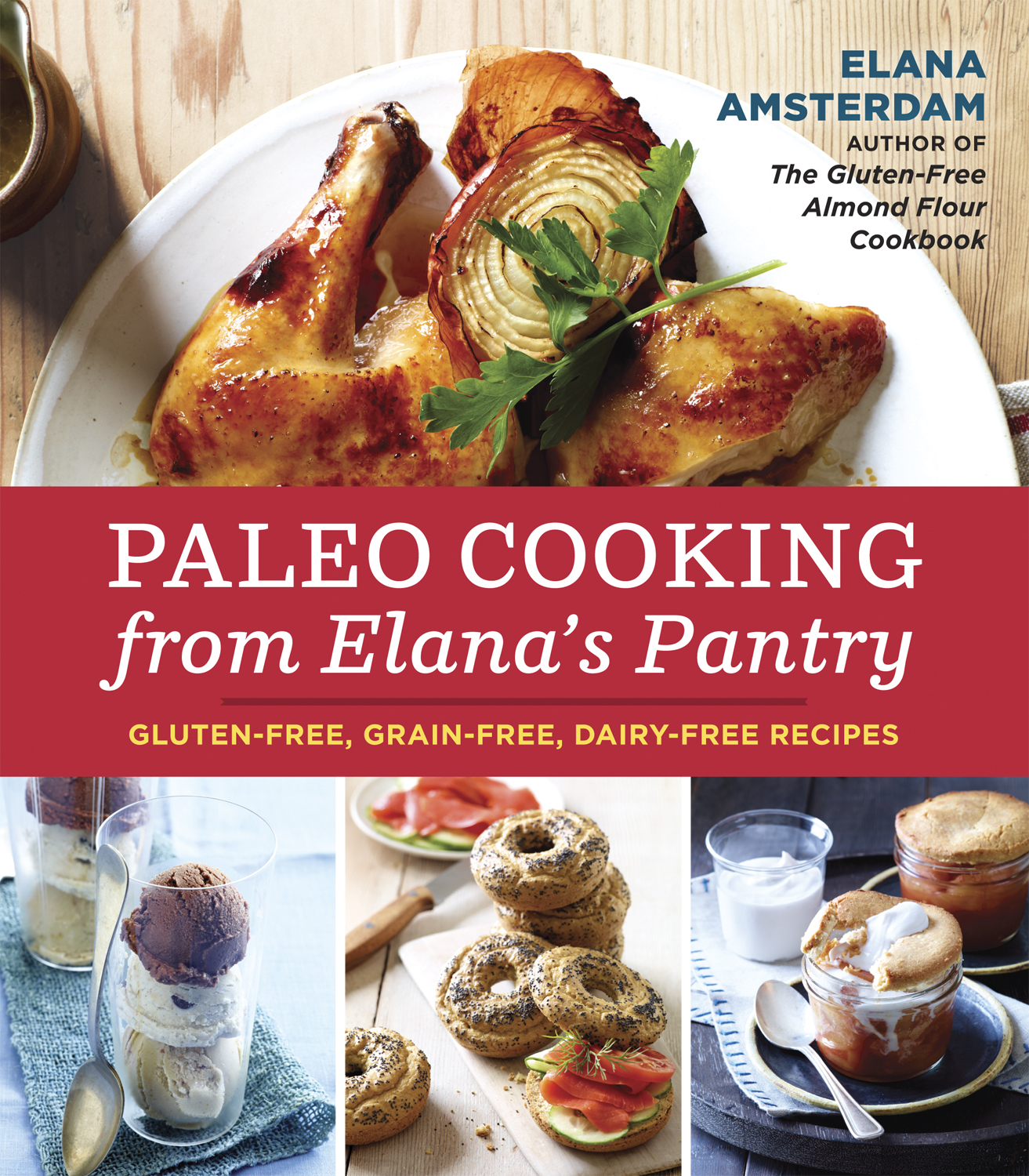 Announcing the Winner of Paleo Cooking from Elana's Pantry!