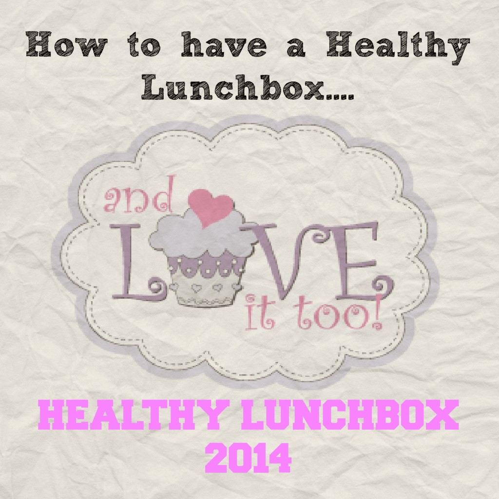 Welcome to Healthy Lunchbox, 2014!