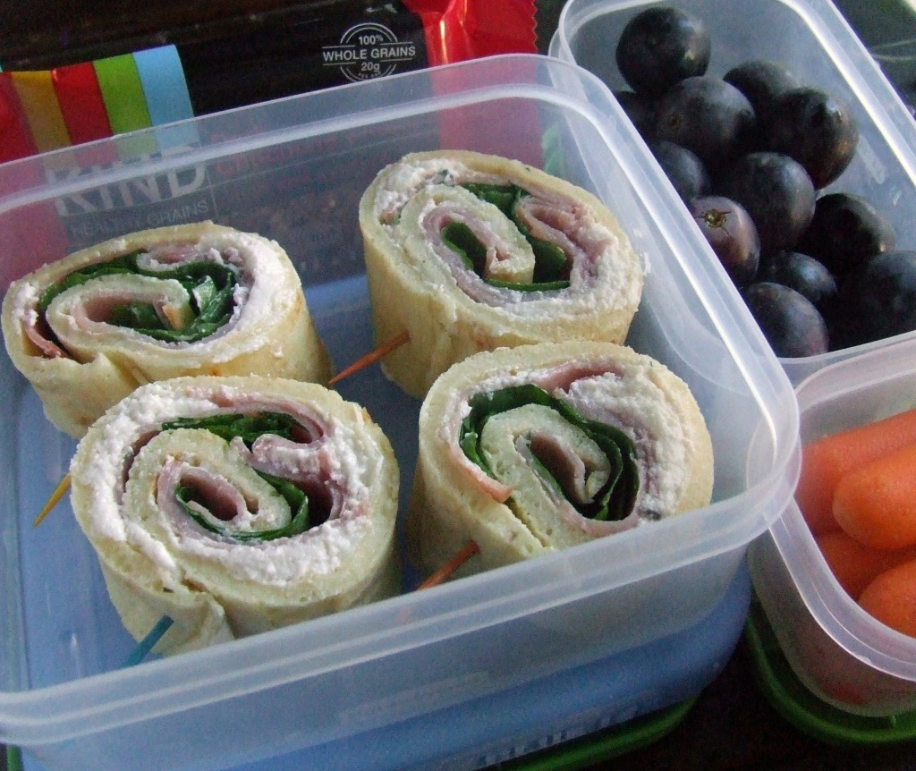 Healthy Lunchbox 2014: Cassidy from Cassidy's Craveable Creations
