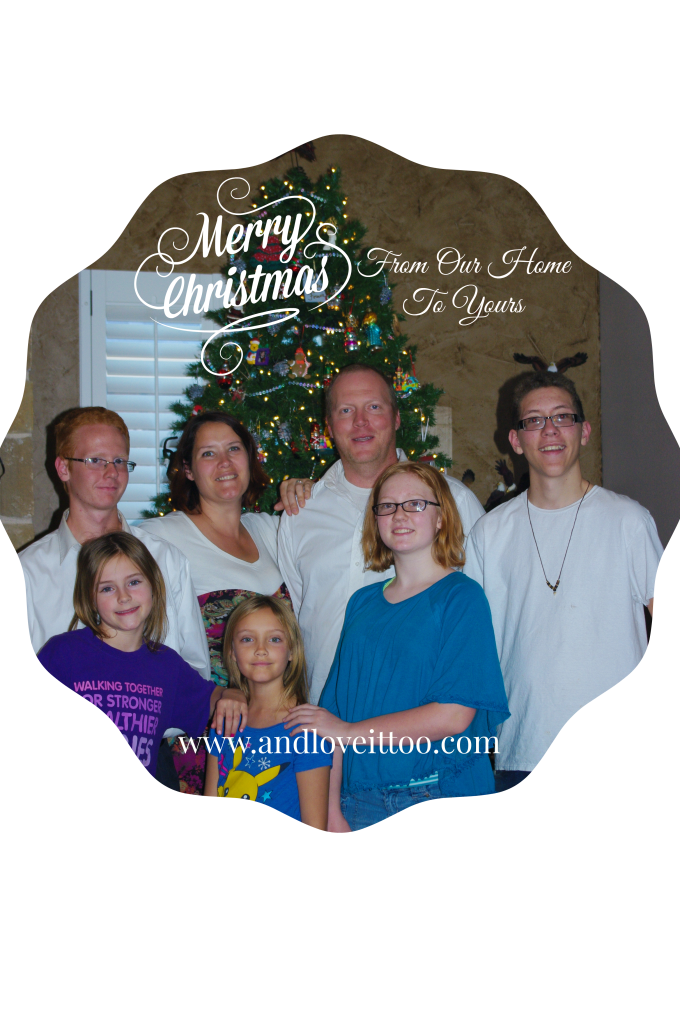 Merry Christmas to You From Our House To Yours!