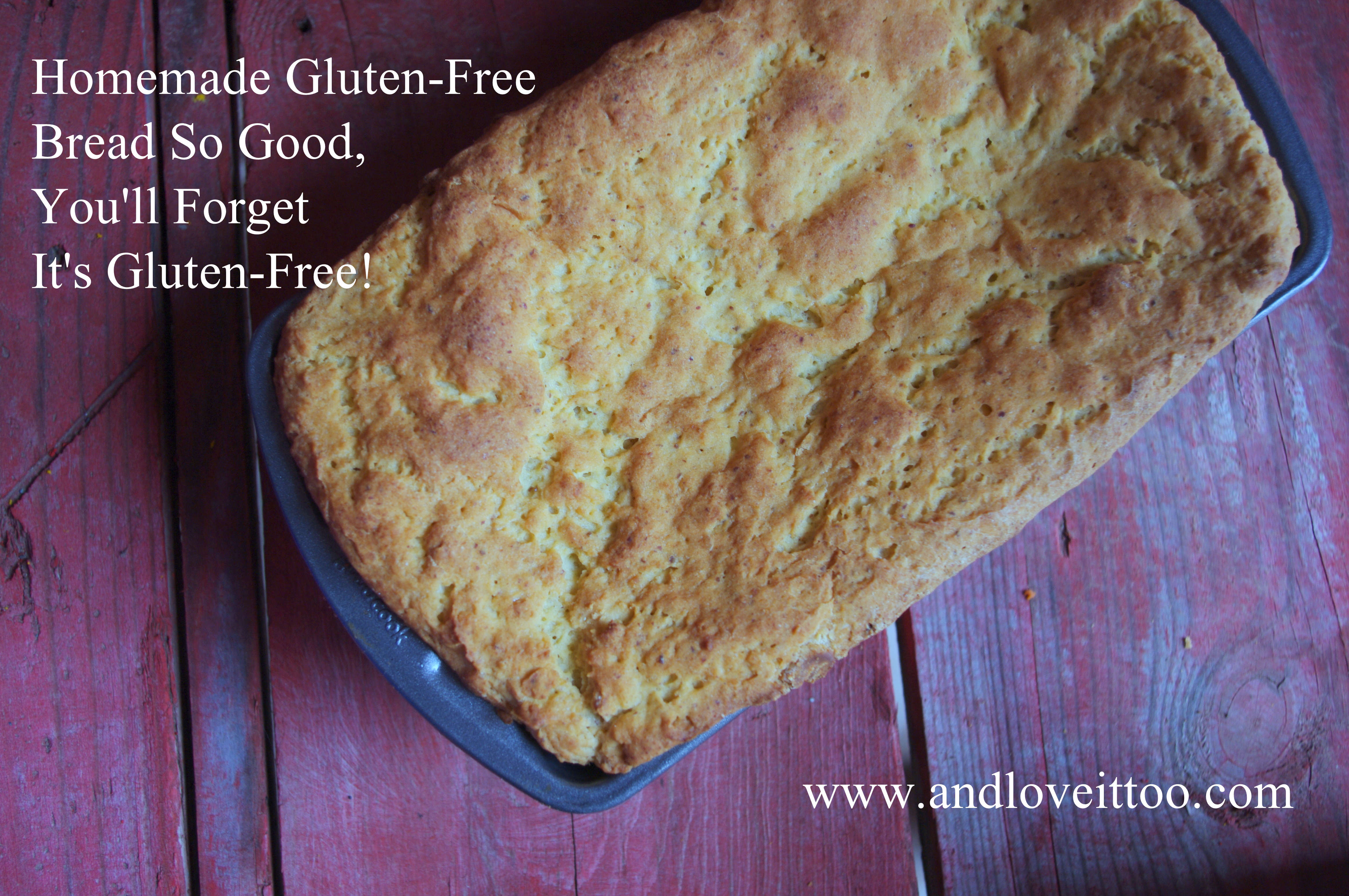 The Best Gluten-Free Bread Ever! (Done 2 Ways!)