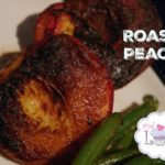 Pan Roasted Peaches