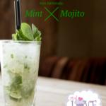 Non-Alcoholic Mint Mojito