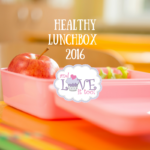 Healthy Lunchbox 2016, Week 1: Healthy Snacks