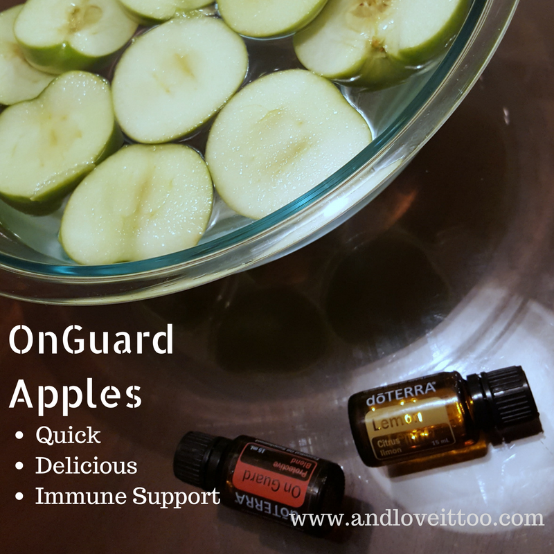OnGuard Apples
