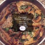 Creamy Tuscan Chicken (Dairy Free, Gluten Free, Paleo, Keto)